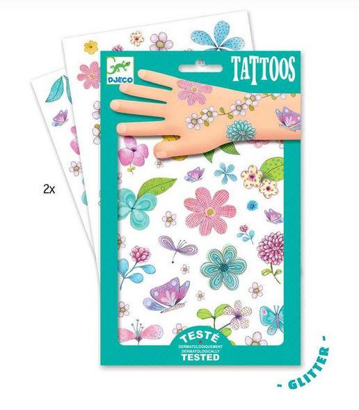 Tatuaje Flori 0