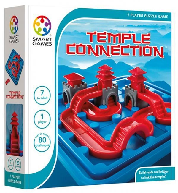 TEMPLE CONNECTION - Smart Games 0