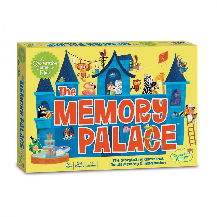 The Memory Palace - Palatul amintirilor 0