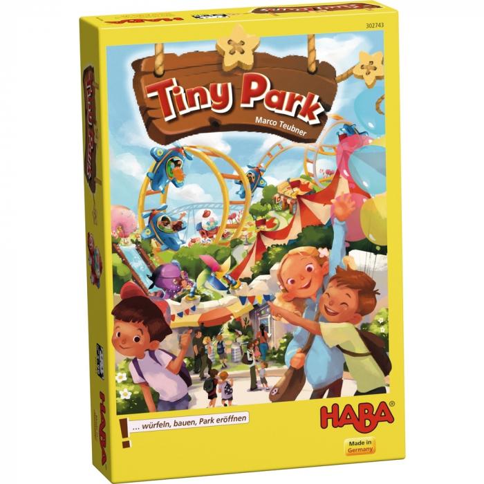 Tiny park – Parcul de distracții, Haba 0