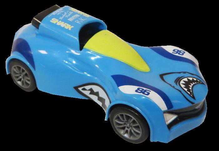 Tornado, mașinuță de curse [5]
