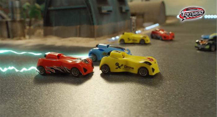 Tornado, mașinuță de curse [11]