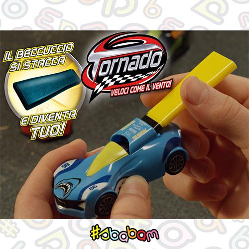 Tornado, mașinuță de curse [10]