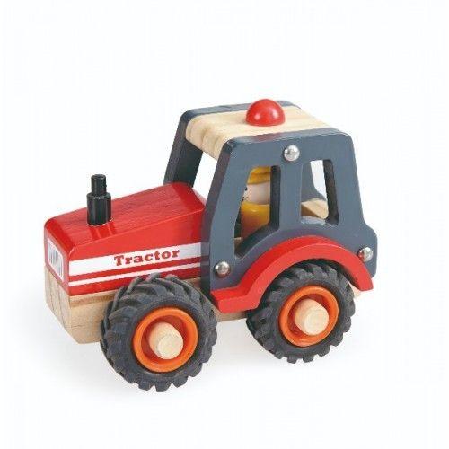 Tractor, Egmont [0]