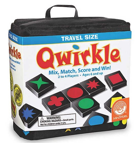 Travel Qwirkle 0
