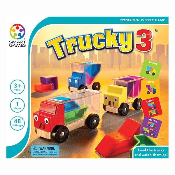 Trucky 3 - joc educativ 0