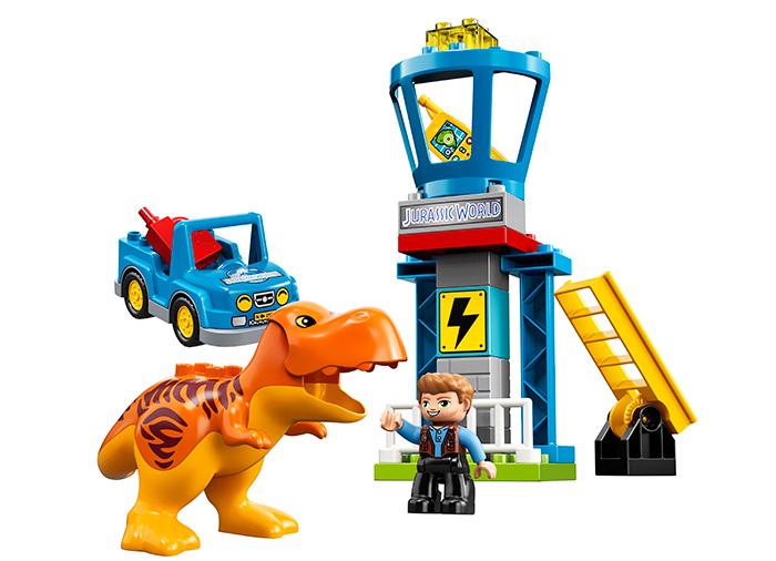 Turnul T. Rex (10880) 1