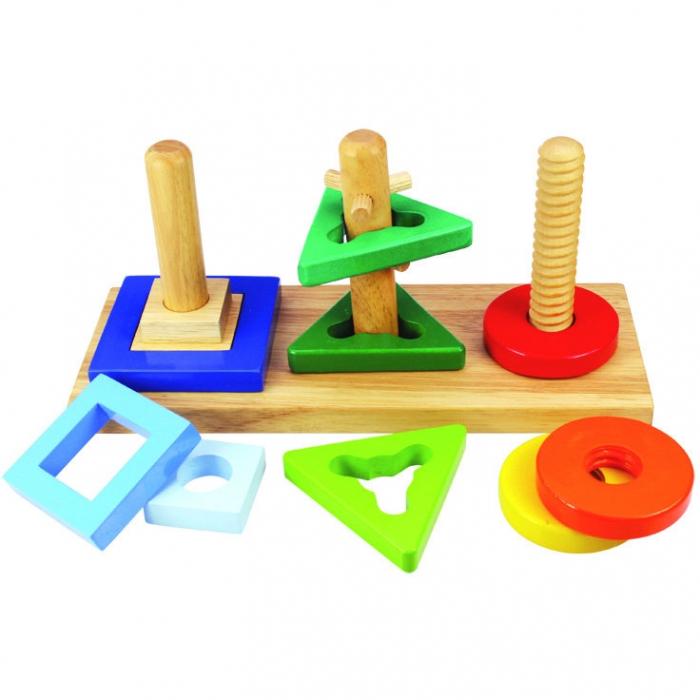Twist and turn puzzle- Joc de potrivire 1