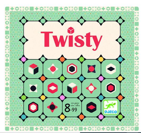 Joc de strategie Djeco, Twisty 0