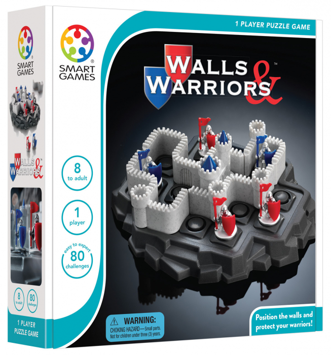 Walls & Warriors 0