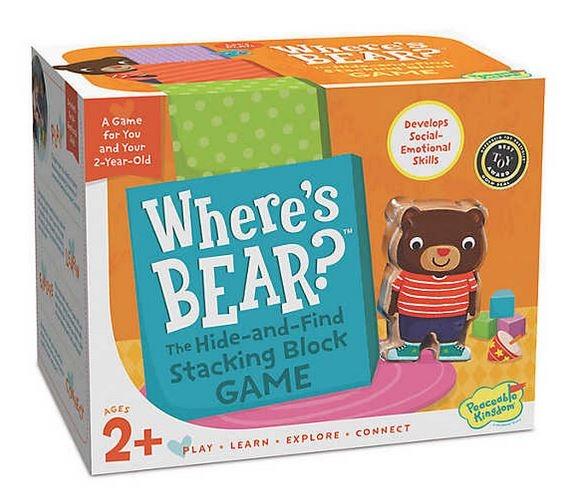 Where's Bear? - Unde este Ursulețul? 0