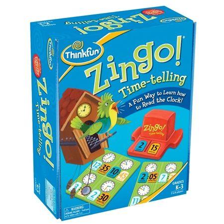 Zingo Time Telling 0