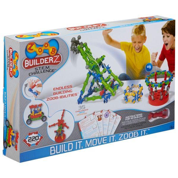 ZOOB Builderz - STEM Challenge 0