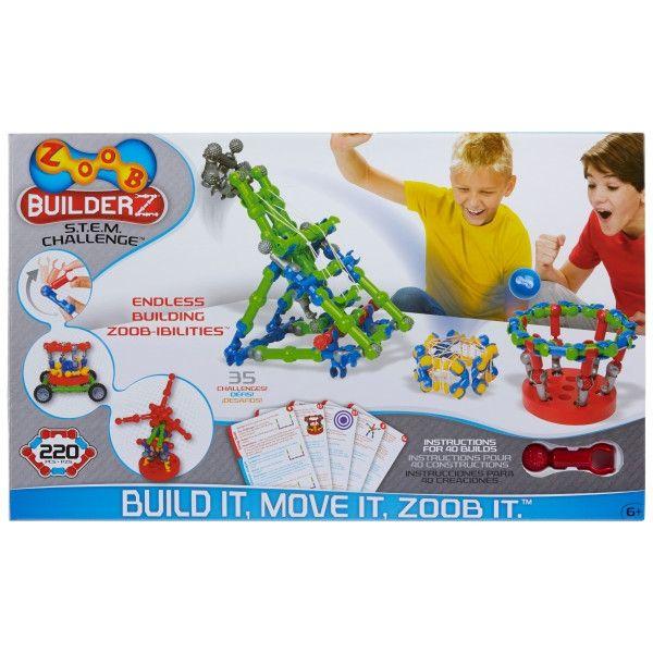 ZOOB Builderz - STEM Challenge 5