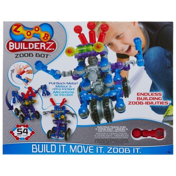 ZOOB Builderz - ZOOB BOT 1