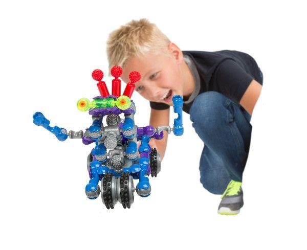 ZOOB Builderz - ZOOB BOT 5
