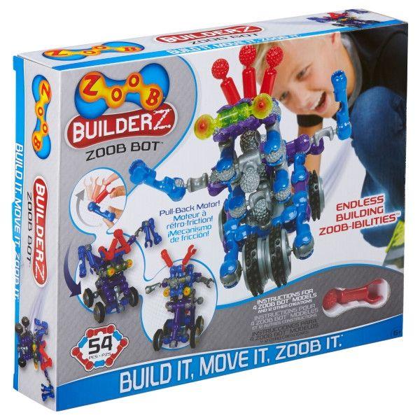 ZOOB Builderz - ZOOB BOT 0