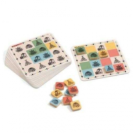 Joc de strategie Djeco, Crazy Sudoku1