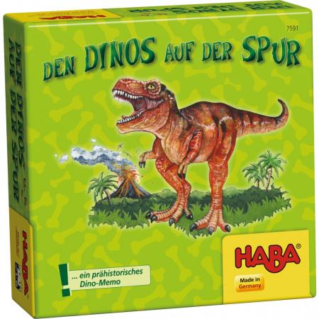 Vânătoarea de dinozauri, joc de memorie și asociere0