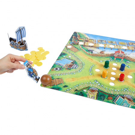 Joc de strategie - Valea Vikingilor, jocul anului 20194