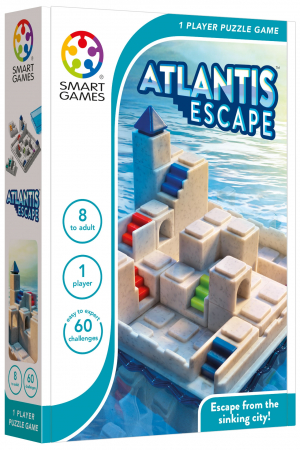 Atlantis escape, Smart Games0