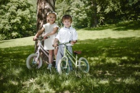 bicicletă retro bleu [3]
