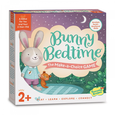 Bunny Bedtime - E timpul să mergi la culcare, Iepurașule! Jocul deciziilor0
