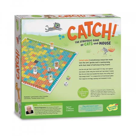 Catch - De-a șoarecele și pisica, joc de strategie1