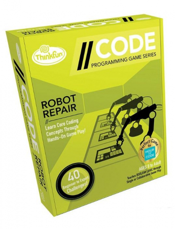 CODE: Robot Repair Level 30