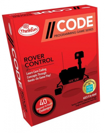 CODE: Rover Control Level 20