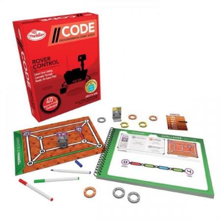 CODE: Rover Control Level 21