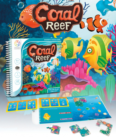 Coral reef, Smart Games1