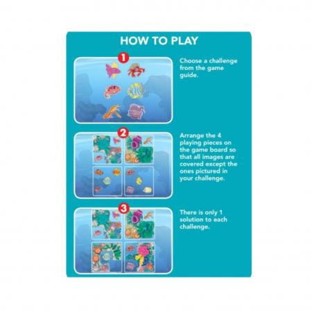 Coral reef, Smart Games3