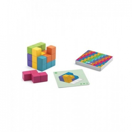Cubissimo - joc de logică de la Djeco2