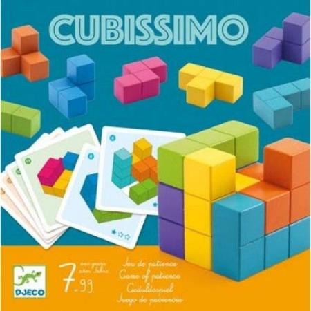 Cubissimo - joc de logică de la Djeco0