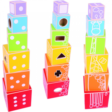 Cuburi colorate pastel0