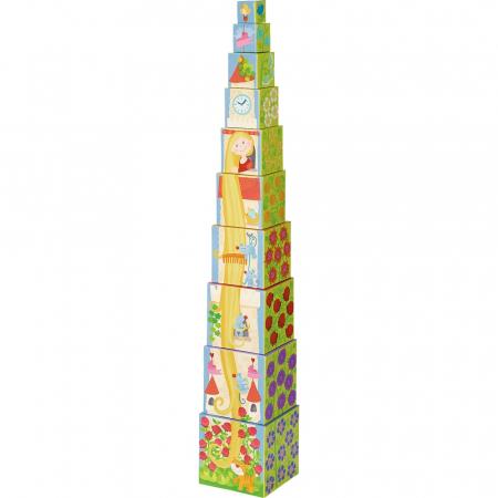 Cuburi de stivuit: Rapunzel -  Haba5