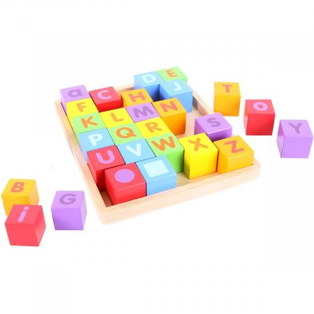 Cuburi pentru format cuvinte - ABC1