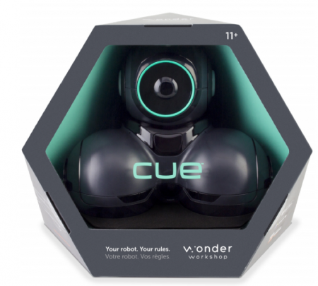 CUE - Robot inteligent programabil - Inteligență artificială0