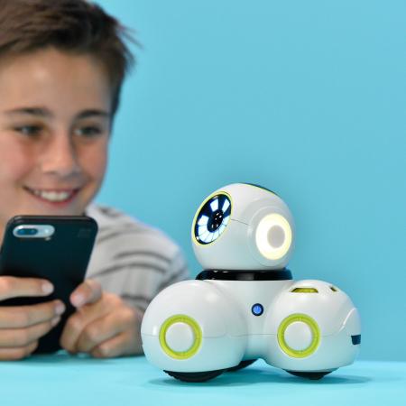 CUE - Robot inteligent programabil - Inteligență artificială3
