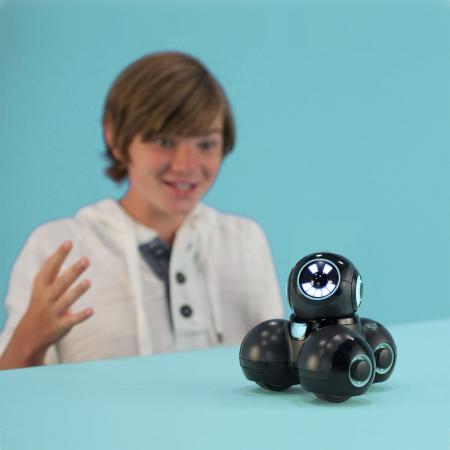 CUE - Robot inteligent programabil - Inteligență artificială2