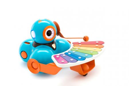DASH & DOT - kit de super roboți pentru copii5