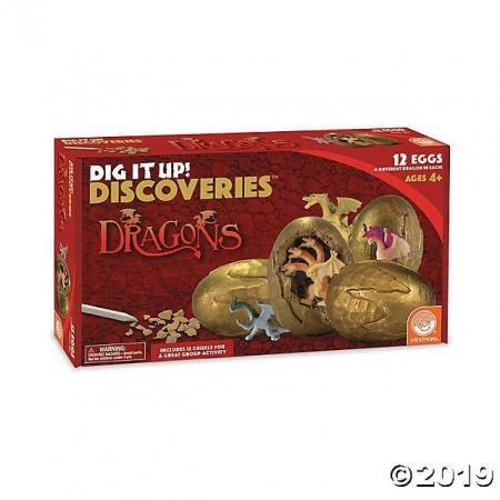 Dig it up – Ouă de dragoni0