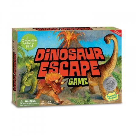 Dinosaur escape – Salvarea dinozaurilor0