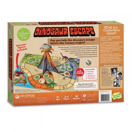 Dinosaur escape – Salvarea dinozaurilor4