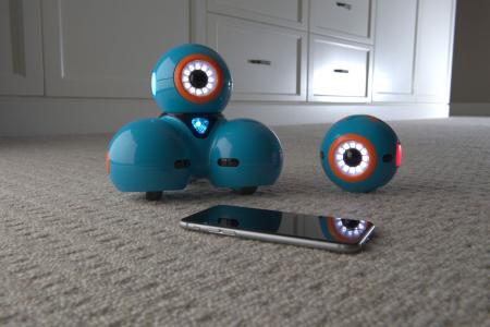 DOT Robotul amuzant de la Wonder Workshop [2]