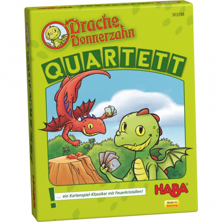 Dragon Rapid Fire: Quartet, Haba0