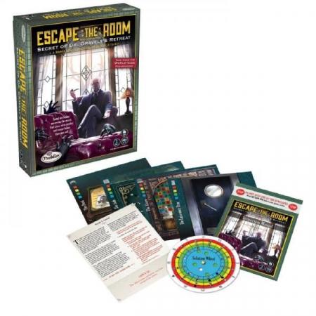 Escape The Room:Secret of Dr Gravely's Retreat2