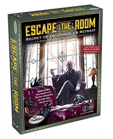 Escape The Room:Secret of Dr Gravely's Retreat0