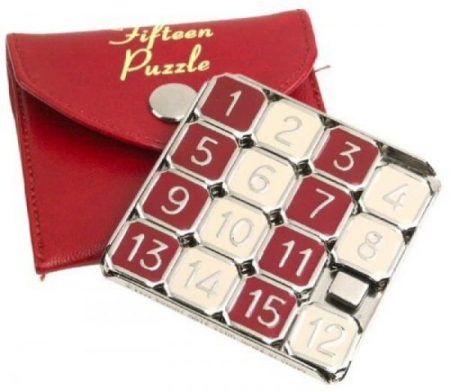Fifteen Puzzle1